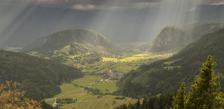 Bled and Bohinj, Slovenia